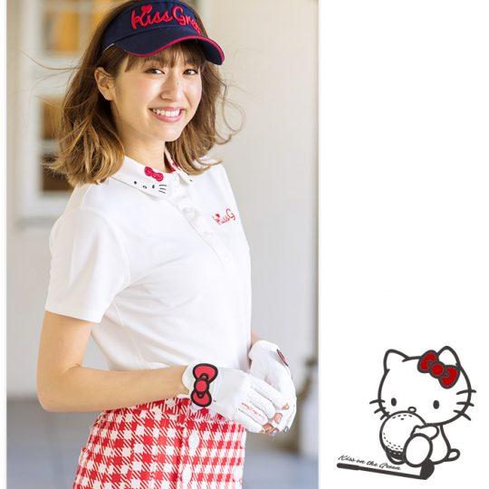 限定Hello Kitty×kiss on the green コラボウェア発売開始です!