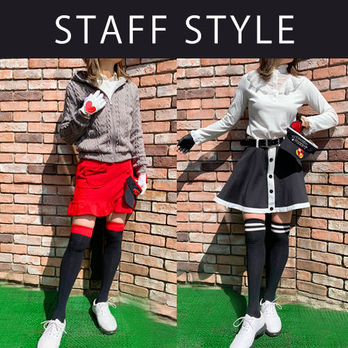 スタッフが実際に新作ゴルフウェアを着てみました!シリーズ!スタッフはここが気に入りました!